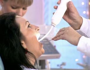 лечение миндалины